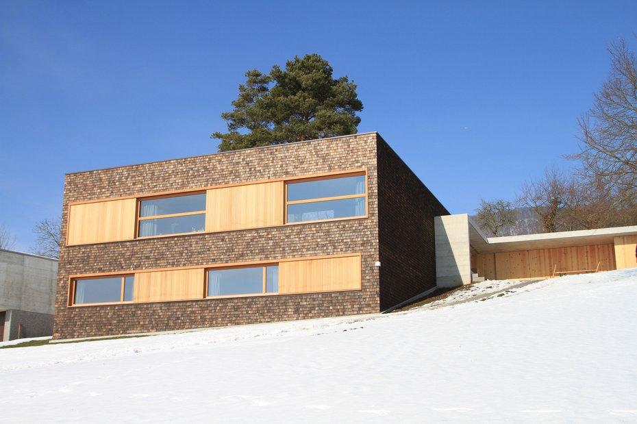 Projekte frei architekten - Fenster zumauern welcher stein ...
